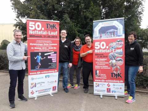 DJK Ochtendung feiert die 50  Auflage des Nettetal-Laufs
